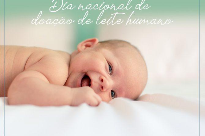 Dia nacional do leite humano