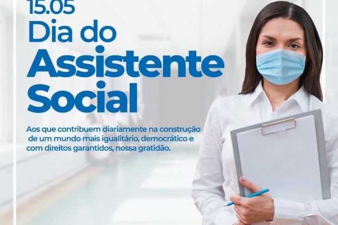 15.05 – Dia do Assistente Social