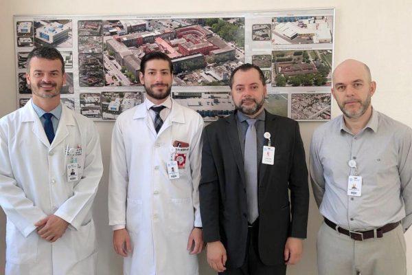 Equipe de neurologia do Complexo Hospitalar Santa Casa do Rio Grande realiza a 50ª cirurgia em apenas dois meses de atuação