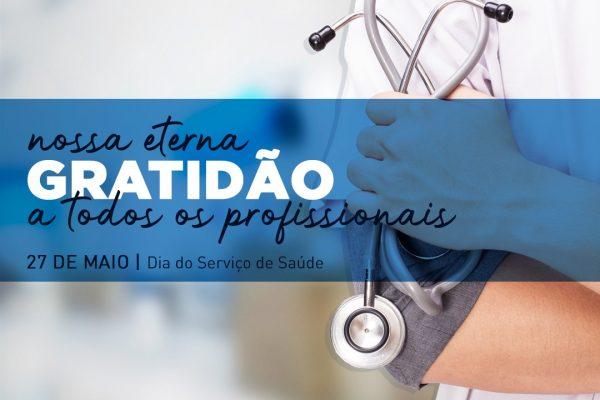 27.05 – Dia do Serviço de Saúde