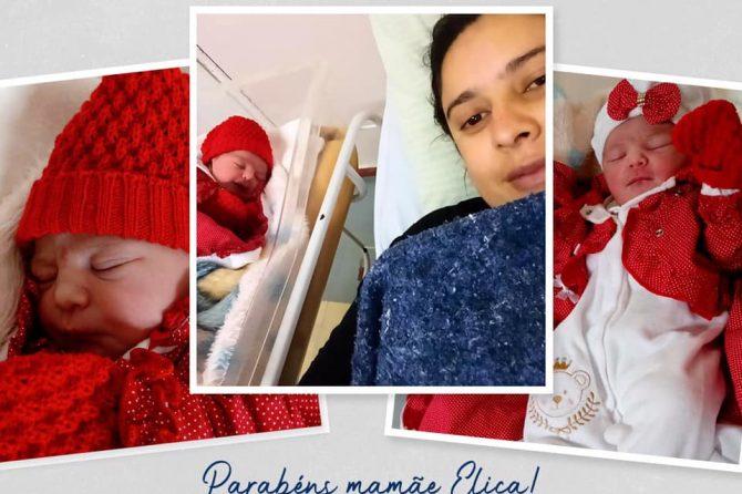 Gestante que viria realizar o parto na maternidade da Santa Casa do Rio Grande dá a luz na estrada