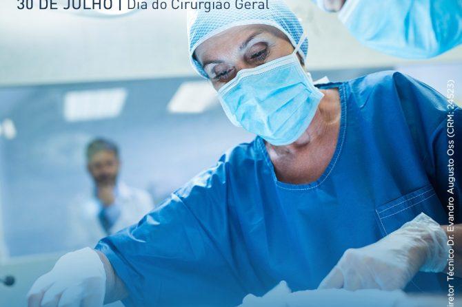 30.07 – Dia do Cirurgião Geral
