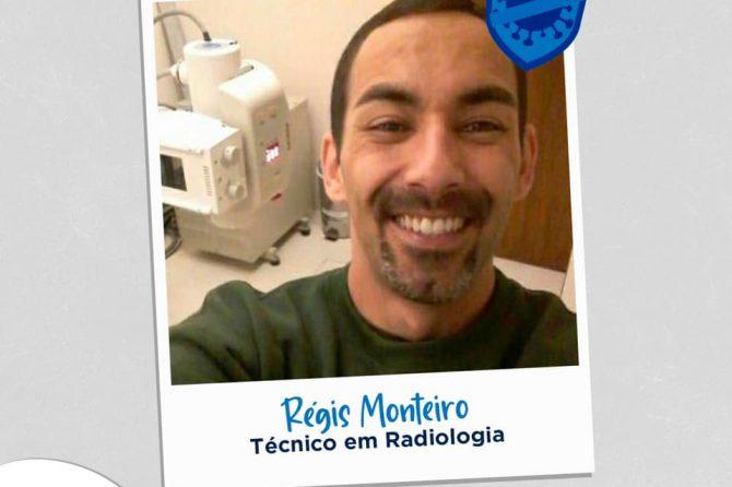 Eu faço parte da linha de frente, eu sou Santa Casa do Rio Grande: Régis Cortz Monteiro