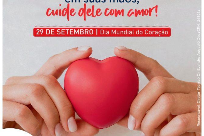 29.09   Dia Mundial do Coração