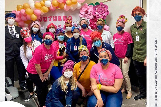 Santa Casa do Rio Grande realiza evento voltado a pacientes e colaboradores do setor de Oncologia