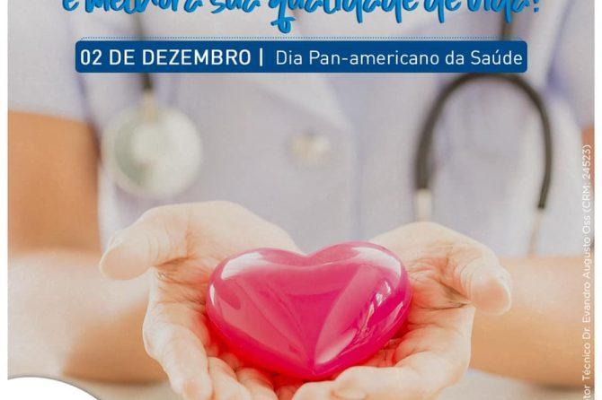 02.12 – Dia Pan-Americano de Saúde