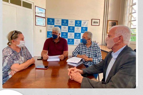 Divulgada a chapa inscrita para compor a nova presidência e conselhos da Santa Casa do Rio Grande